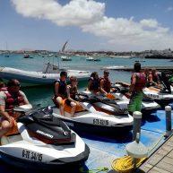 jet ski fleet for trips